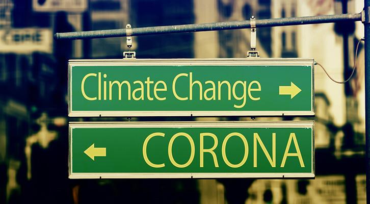 Corona Klimawandel