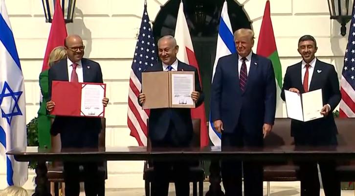Trump Friedensvertrag