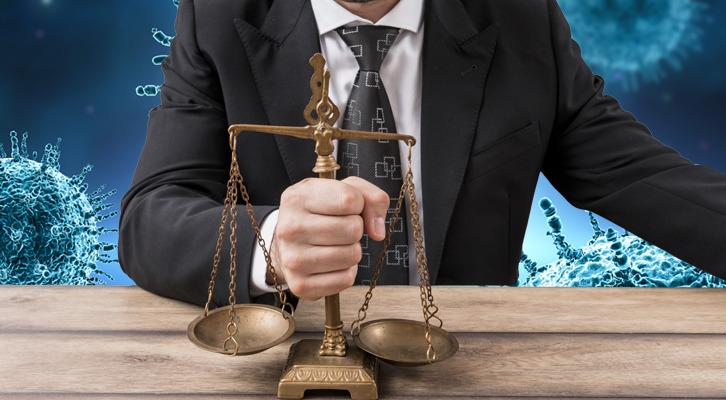 Klage gegen Corona-Maßnahmen: Verbrechen gegen die Menschlichkeit