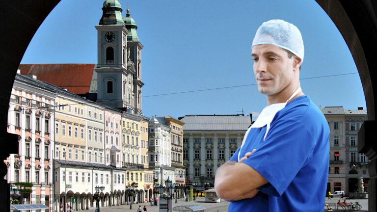Kaum Erkrankte, minimale Auslastung: Linzer Corona-Arzt langweilt sich