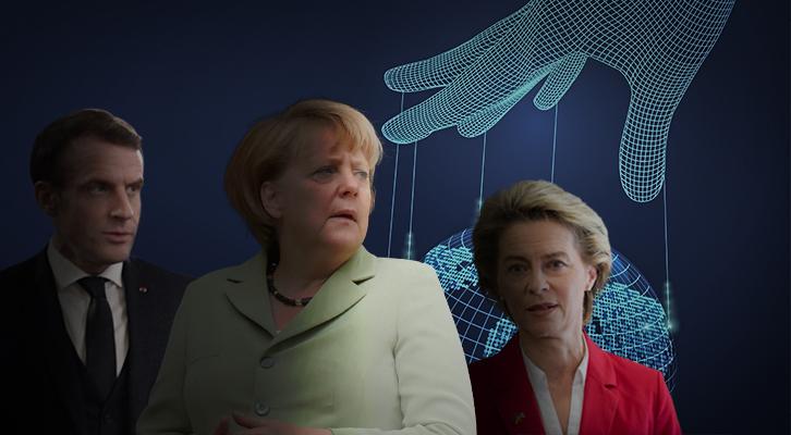 Sie geben es offen zu: Merkel, Macron & EU-Granden wollen 'Great Reset'
