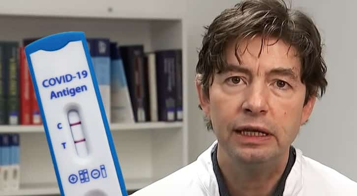 Heidelberg: Umstrittener Prof. Drosten muss Gericht PCR-Test erklären