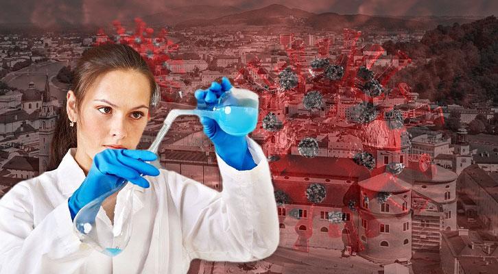 Angstmache mit Brasilien-Mutation: Wird Salzburg nächstes Impf-Versuchslabor?