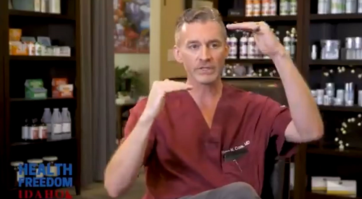 Schock: Pathologe stellt 20-fachen Anstieg von Krebs bei Geimpften fest