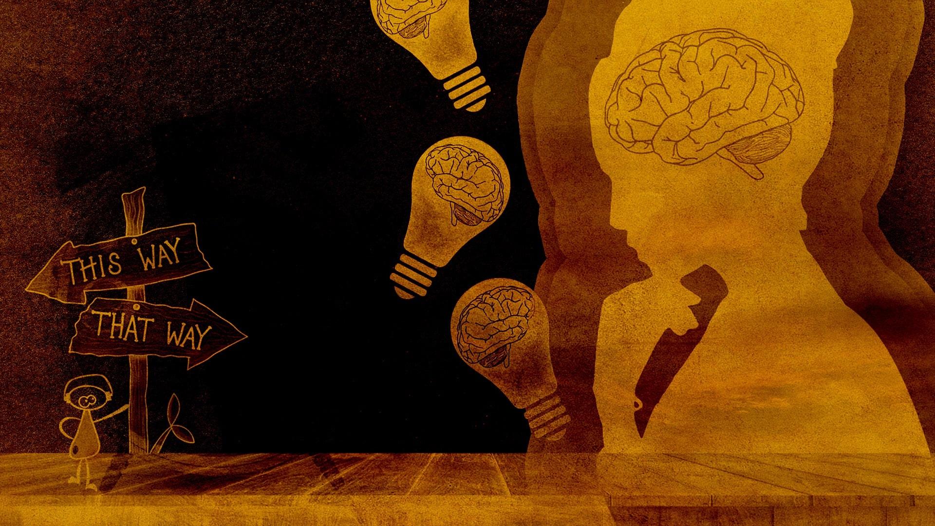 Wissenschaft Gedanken BtB